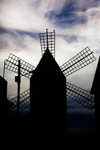 Tilting Windmills
